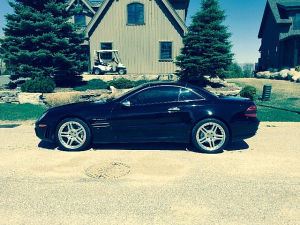 Mercedes benz sl55 amg for sale by owner wichita kansas for Mercedes benz for sale wichita ks