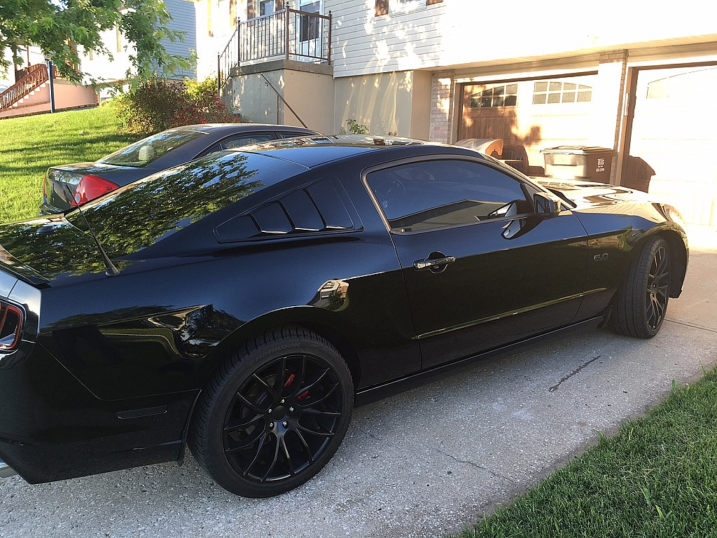 2013 ford mustang gt premium for sale by owner independence missouri