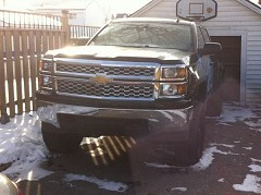 2014 Chevrolet Silverado 1500 for sale by owner Havelock, Ontario