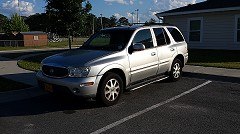 2004 Buick Rainier for sale by owner Hinesville, Georgia