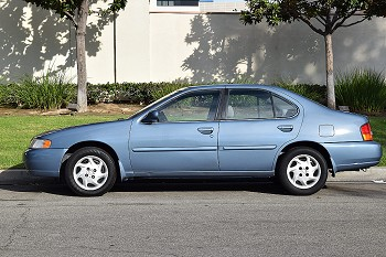 1999 Nissan Altima for sale by owner Orange, California