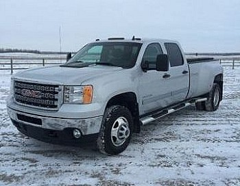 2013 GMC Sierra 3500 for sale by owner Lloydminster, Alberta