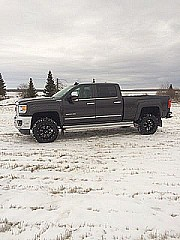 2015 GMC Sierra 2500 for sale by owner La Crete, Alberta