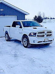 2013 Ram 1500 Pickup for sale by owner Tara, Ontario
