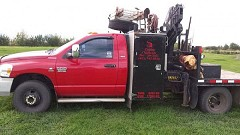 2007 Dodge Ram 3500 for sale by owner Castor, Alberta