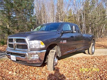 2016 Dodge Ram 3500 for sale by owner Eganville, Ontario