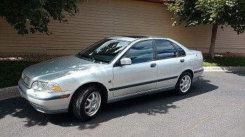 2000 Volvo S40 One Family Ownership for sale by owner Littleton, Colorado