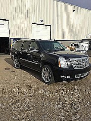 2011 Cadillac Escalade for sale by owner Sherwood Park, Alberta