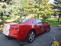 2010 Chevrolet Camaro for sale by owner Cobourg, Ontario