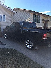 2014 Ram 1500 Pickup for sale by owner Medicine Hat, Alberta