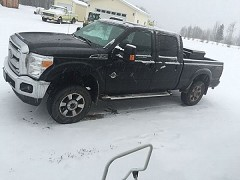 2015 Ford F350 for sale by owner Whitecourt, Alberta
