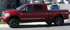 2007 Dodge Ram 3500 for sale by owner Airdrie, Alberta
