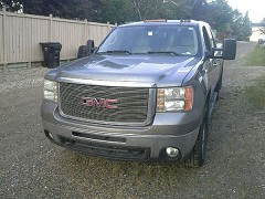 2007 GMC Sierra 2500 for sale by owner Calgary, Alberta