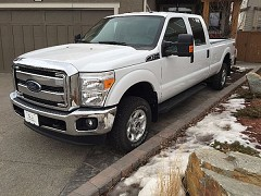 2015 Ford F350 for sale by owner Calgary, Alberta