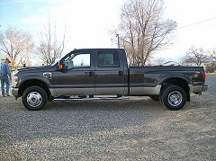 2008 Ford F350 for sale by owner Weso, Nevada