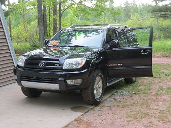 2008 Toyota 4Runner for sale by owner Big Bay, Michigan