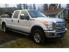 2013 Ford F350 for sale by owner Calgary, Alberta
