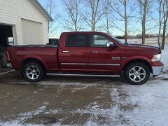 2014 Ram 1500 Pickup for sale by owner Brooks, Alberta