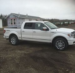 2014 Ford F150 for sale by owner Drayton Valley, Alberta