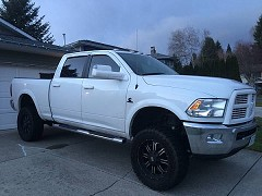 2011 Ram 3500 Pickup for sale by owner Mission, British Columbia