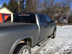 2013 Ram 3500 Pickup for sale by owner Calmar, Alberta
