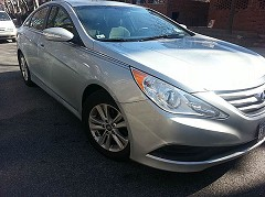 2014 Hyundai Sonata GLS 4dr Sedan for sale by owner Brooklyn, New York