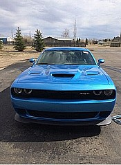2015 Dodge Challenger for sale by owner Medicine Hat, Alberta