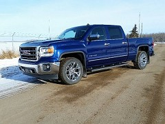 2014 GMC Sierra 1500 for sale by owner Lloydminster, Alberta