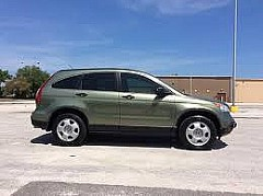 2008 Honda CR-V EX-L  LOW MILES for sale by owner Palm Springs, California