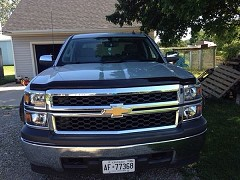 2014 Chevrolet Silverado 1500 for sale by owner Harrow, Ontario