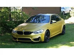 2015 BMW M3 for sale by owner Edmonton, Alberta