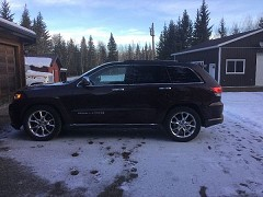 2014 Jeep Grand Cherokee for sale by owner Athabasca, Alberta