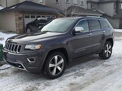 2014 Jeep Grand Cherokee for sale by owner Edmonton, Alberta