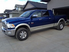 2011 Ram 2500 Pickup for sale by owner Saskatoon, Saskatchewan