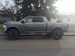 2010 Ram 3500 Pickup for sale by owner Coalhurst, Alberta