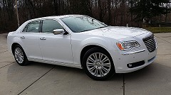 2014 Chrysler 300 C for sale by owner Goodrich, Michigan