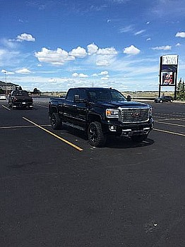 2015 GMC Sierra 2500 for sale by owner Lethbridge, Alberta