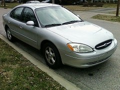 2003 Ford Taurus for sale by owner Staten Island, New York