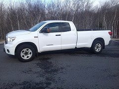 2013 Toyota Tundra for sale by owner Dartmouth, Nova Scotia