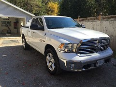 2015 Ram 1500 Pickup for sale by owner Angus, Ontario