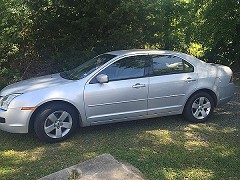 2006 Ford Fusion for sale by owner Carthage, Texas