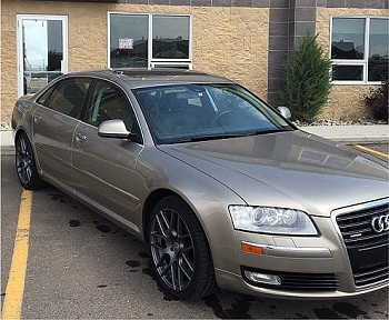 2009 Audi A8 for sale by owner Beaumont, Alberta