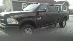 2013 Ram 3500 Pickup for sale by owner Titusville, New Brunswick