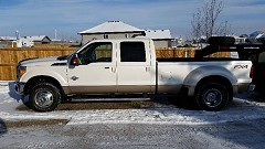 2013 Ford F350 for sale by owner Fort Saskatchewan, Alberta