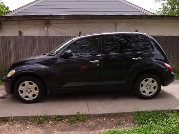 2009 Chrysler PT Cruiser for sale by owner Oklahoma City, Oklahoma