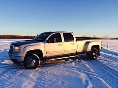 2013 GMC Sierra 3500 for sale by owner Edson, Alberta