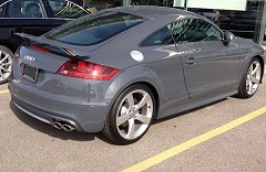 2015 Audi TTS for sale by owner Calgary, Alberta