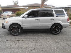 2003 Honda Pilot for sale by owner Long Beach, California