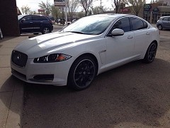 2014 Jaguar XF for sale by owner Edmonton, Alberta
