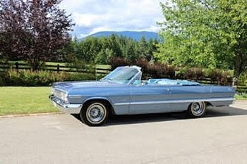 1963 Chevrolet Impala for sale by owner Salmon Arm, British Columbia